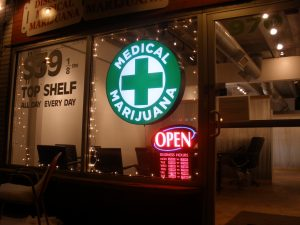 Marijuana dispensary- profits or losses?
